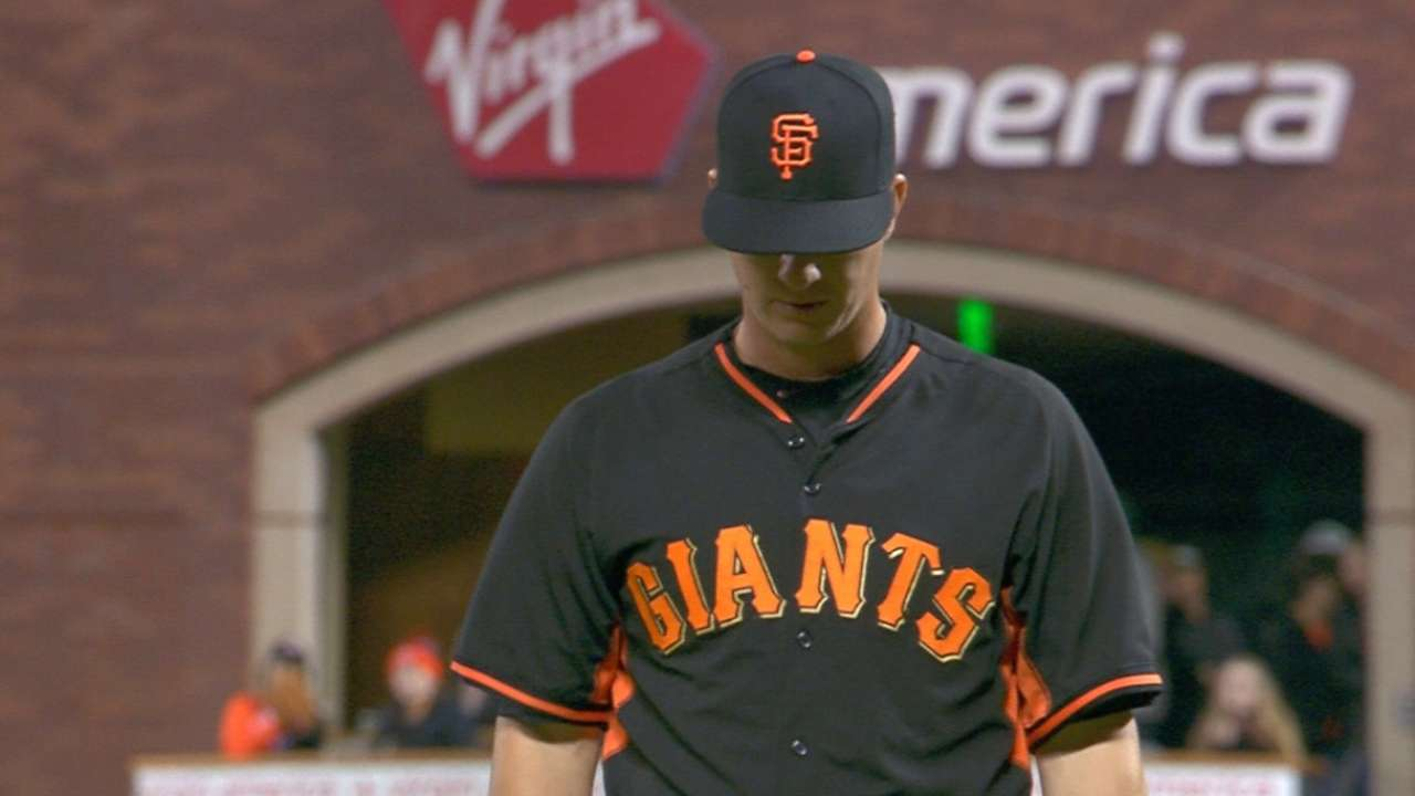 Return of Cain, Peavy won't expand rotation
