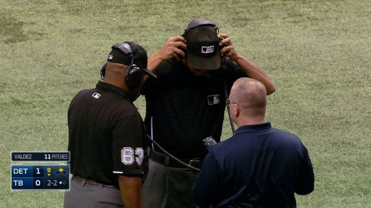 Safe call at second stands