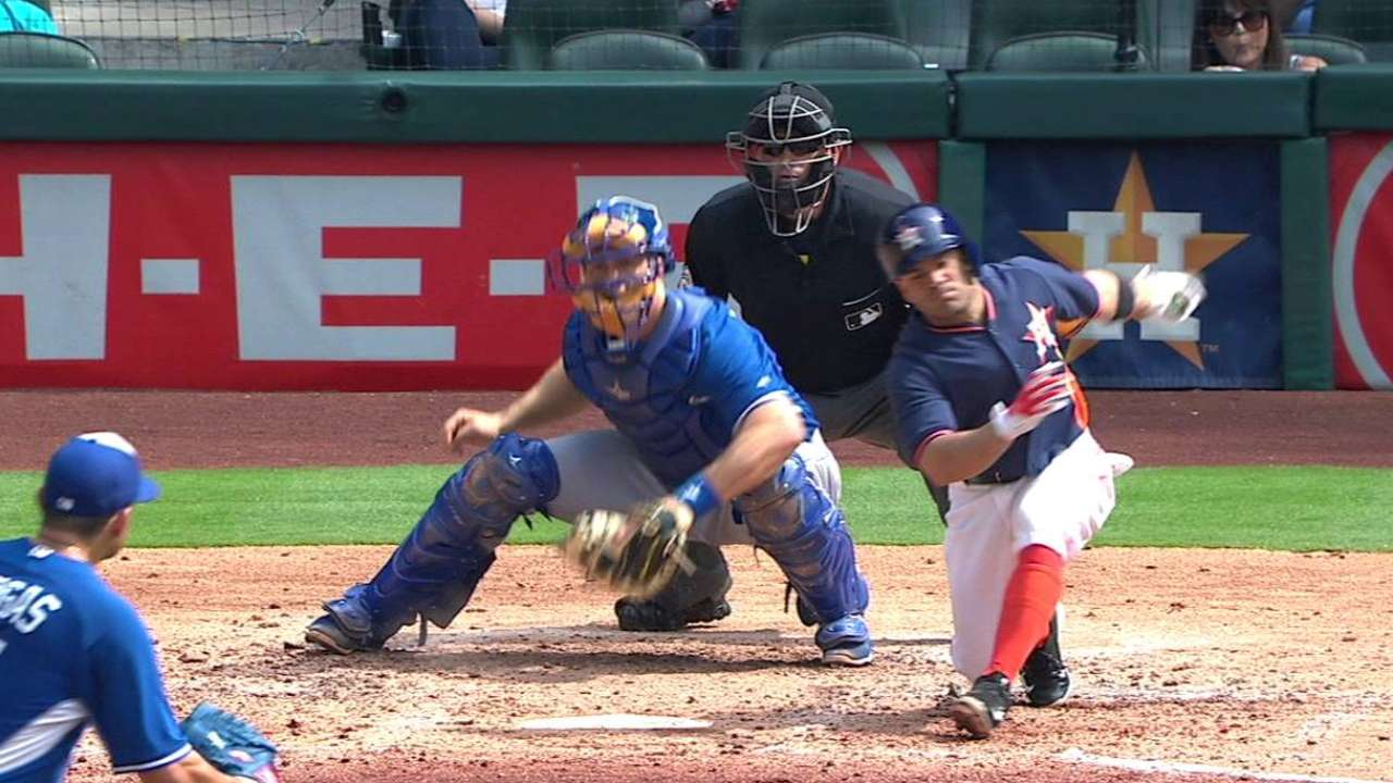 Vargas, Royals on point in final exhibition tilt