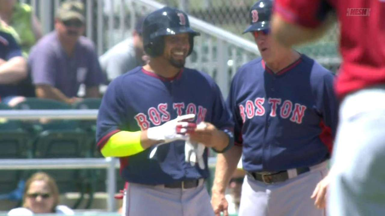 Red Sox wrap winning bow on spring season