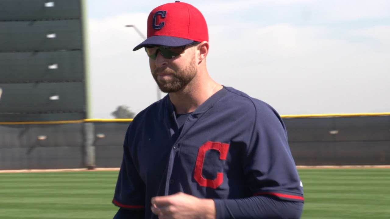 Tribe inks Kluber to 5-year pact; righty where he 'wants to be'