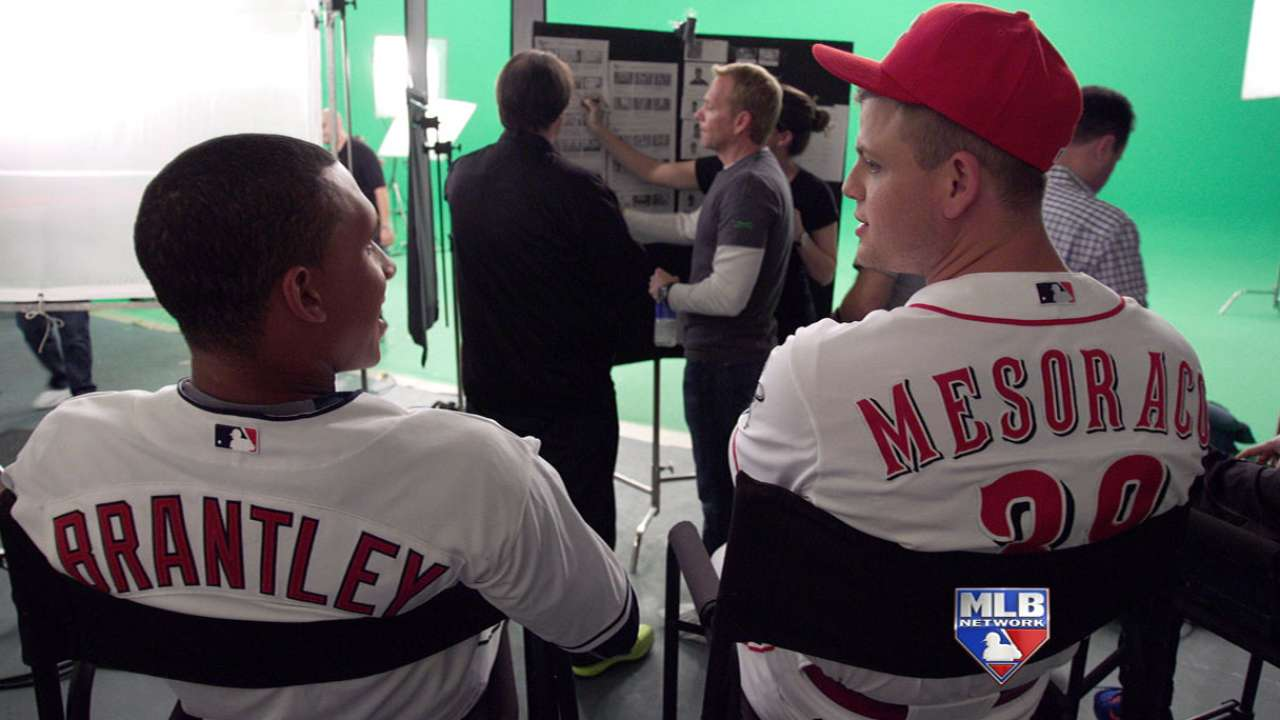 MLB Central: Behind the Scenes