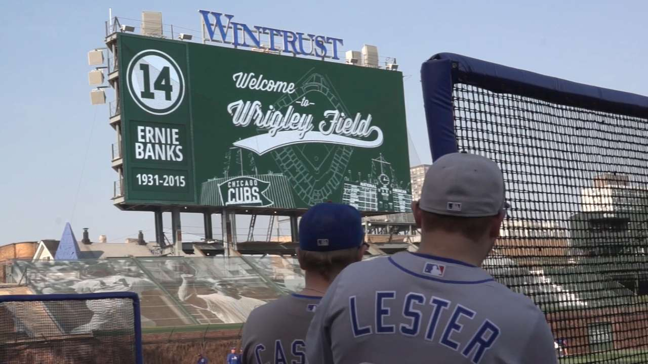 Cubs add portable restrooms at Wrigley during renovation