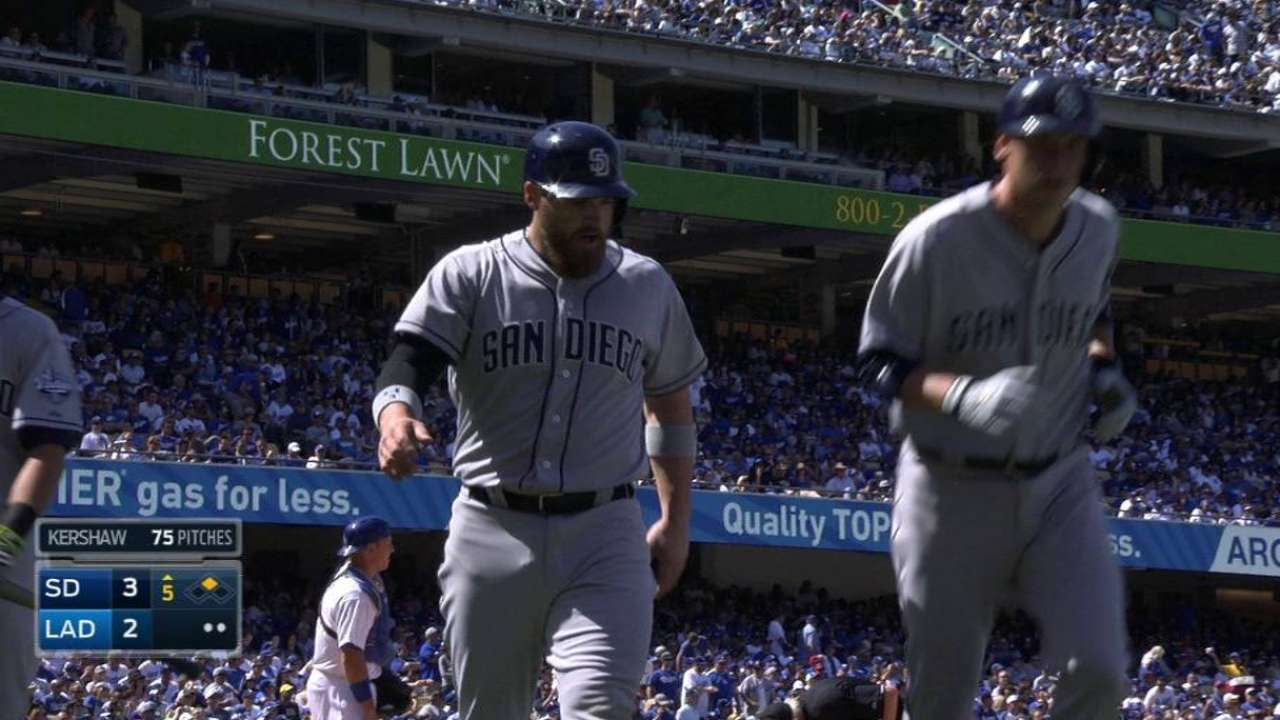 Kemp's two-run double