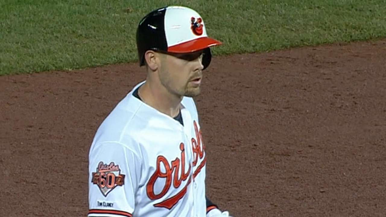Wieters set to debut for O's next Friday