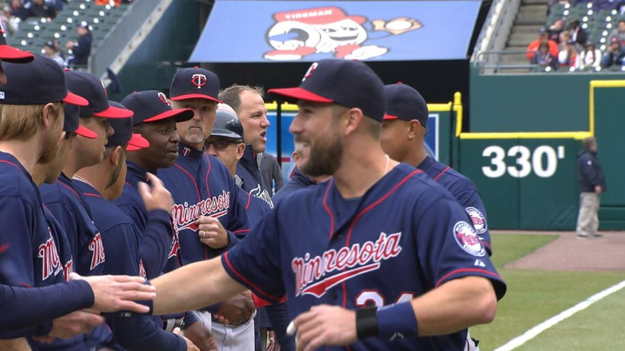 Molitor pleased with decisions in managerial debut