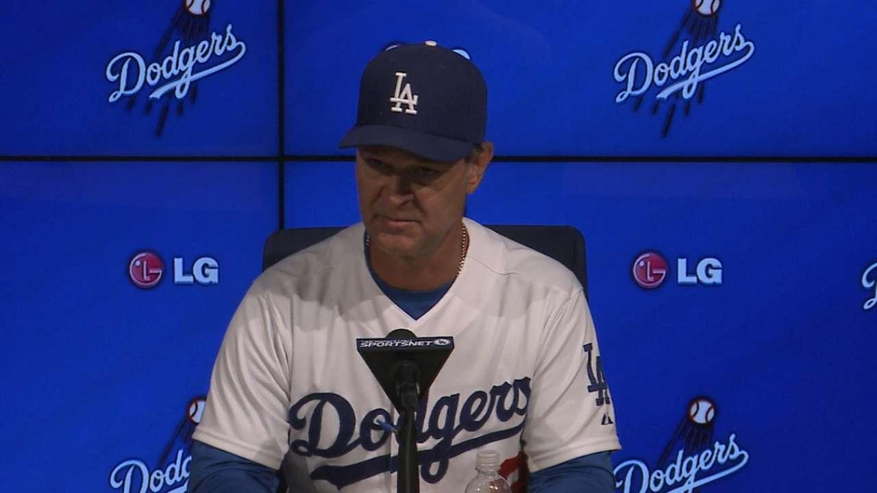 Dodgers' new additions make immediate impact