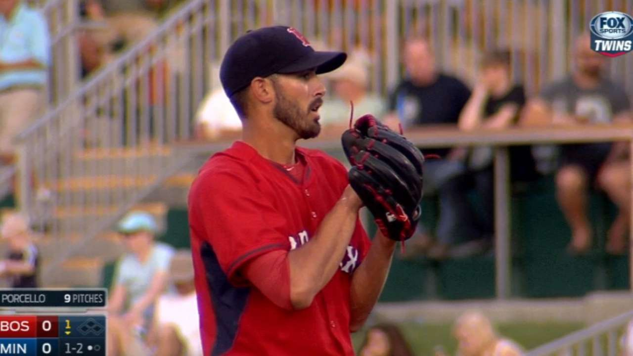 Red Sox sign Porcello to four-year, $82.5 million extension