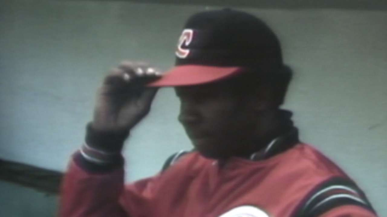 McClendon: Frank Robinson 'opened up doors' 40 years ago