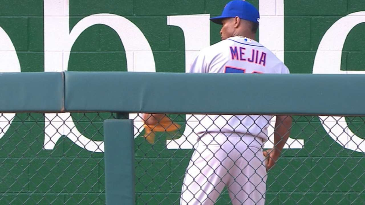MRI on Mejia's elbow shows no structural damage