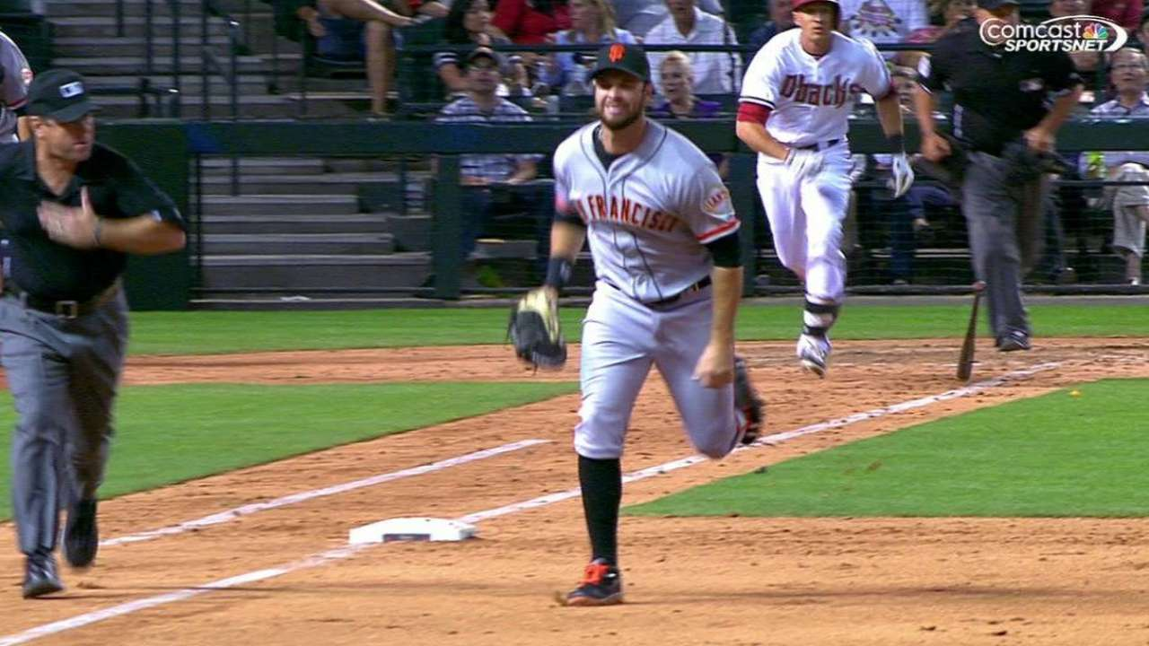 Giants face DL dilemma with Belt's groin strain