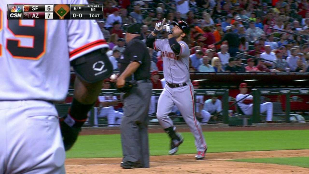 Crawford's solo homer