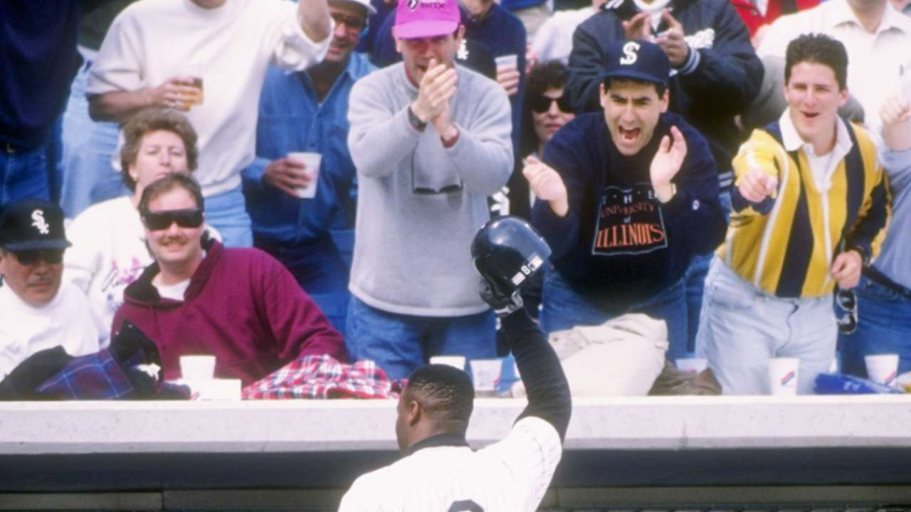 #TBT: Bo Jackson misses a full season, homers in first at-bat
