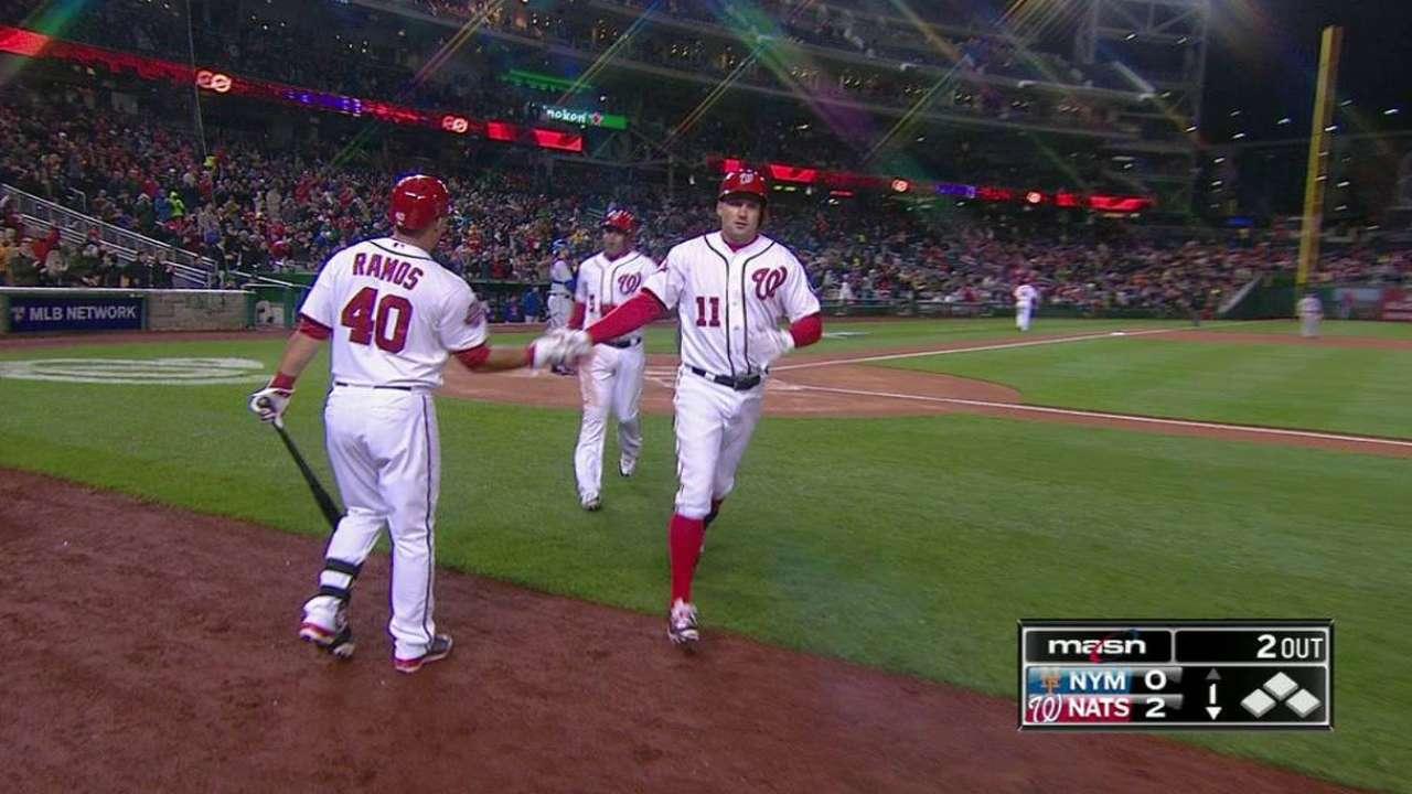 Zimmerman's two-run shot