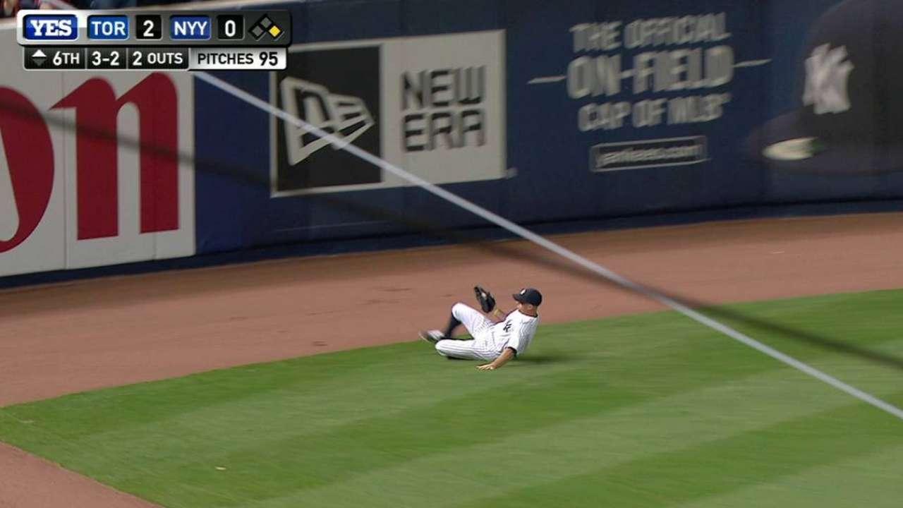 Gardner's sliding grab