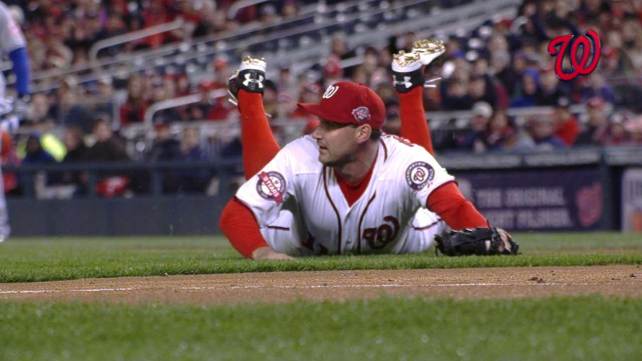 Must C: Zimmerman's soaring grab