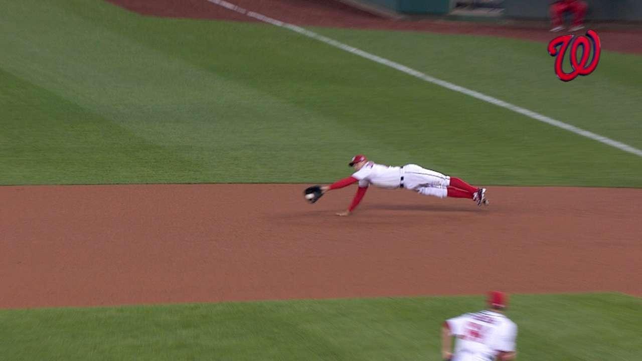 Zimmerman's fantastic play
