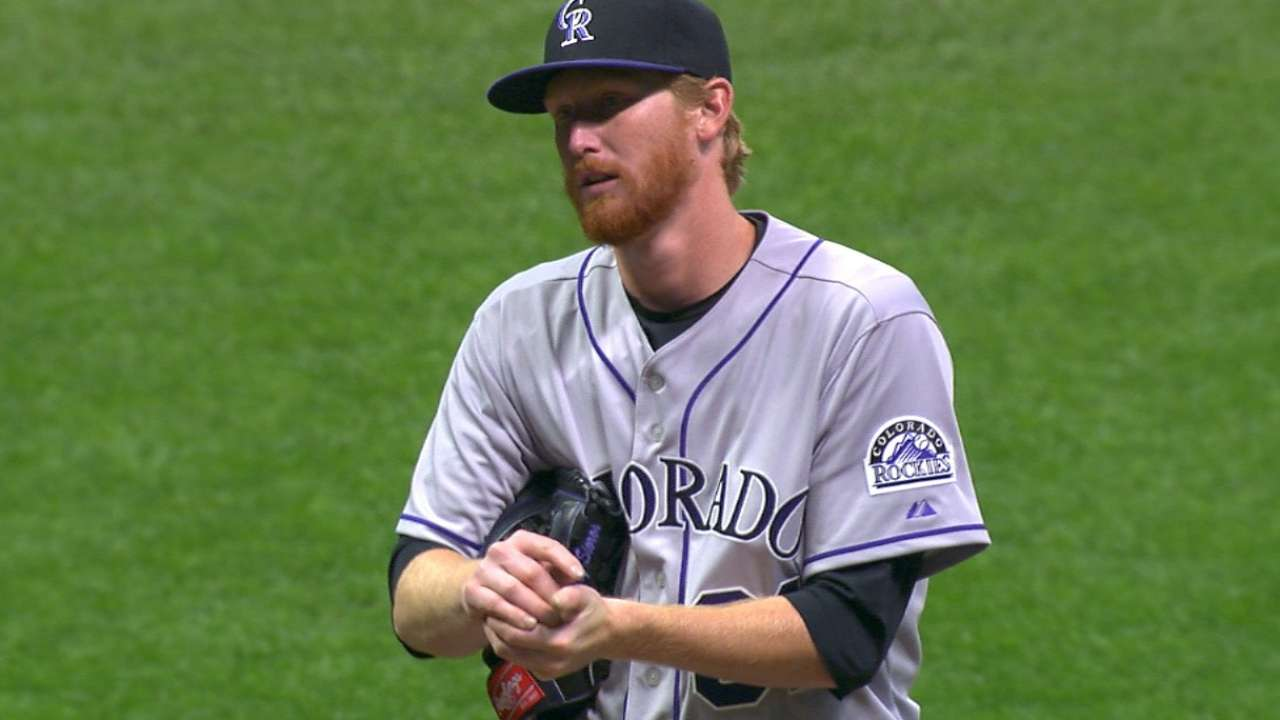 Butler pitches into the 6th