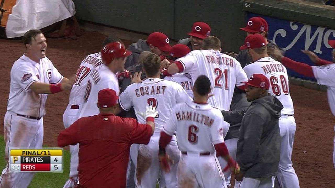 Votto relishes chance to come through in win