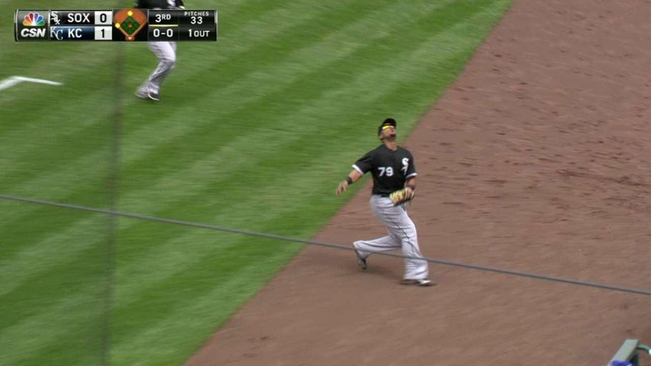 Abreu at third base in 2015? Maybe