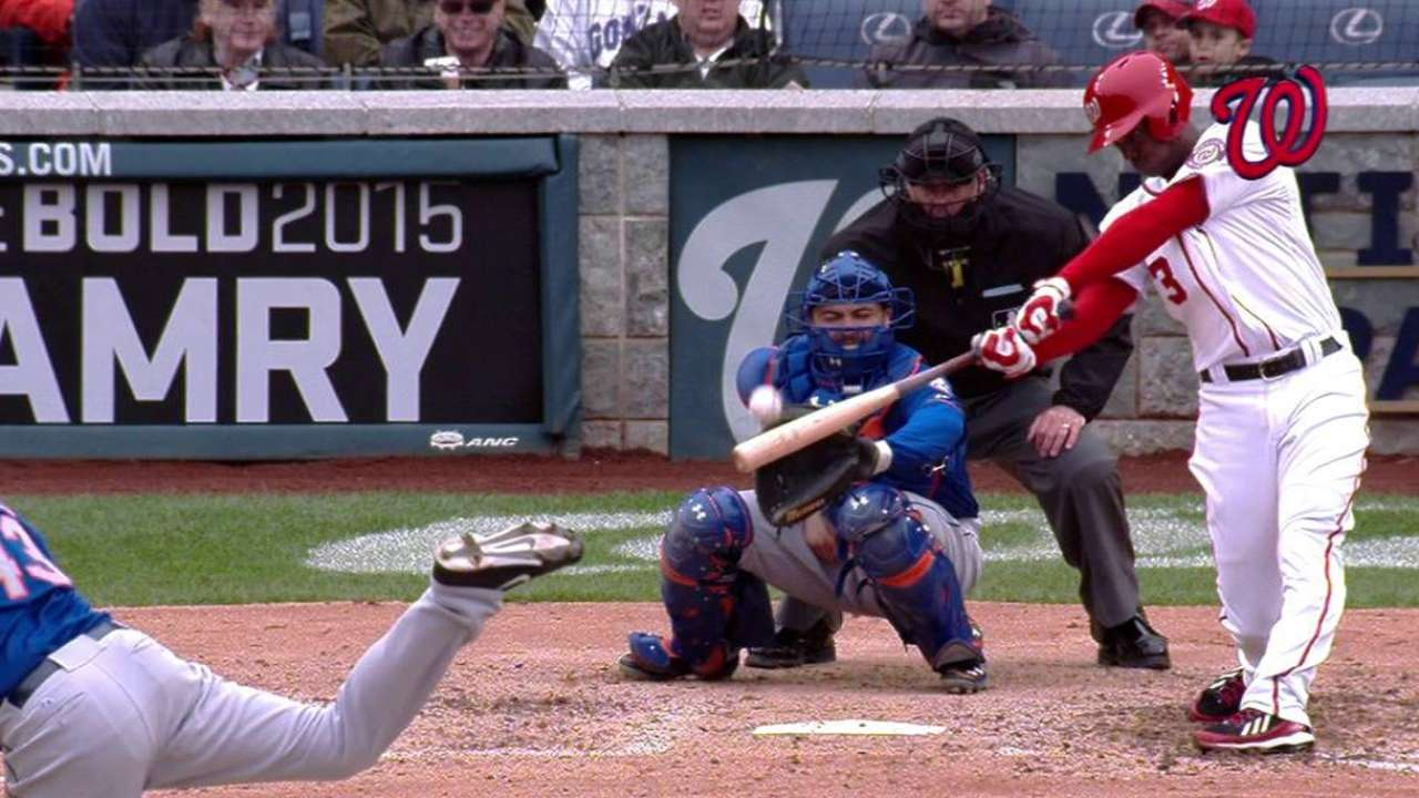Taylor's two-run double