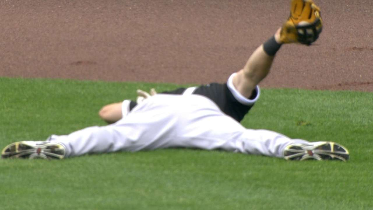 Must C: Eaton's incredible catch