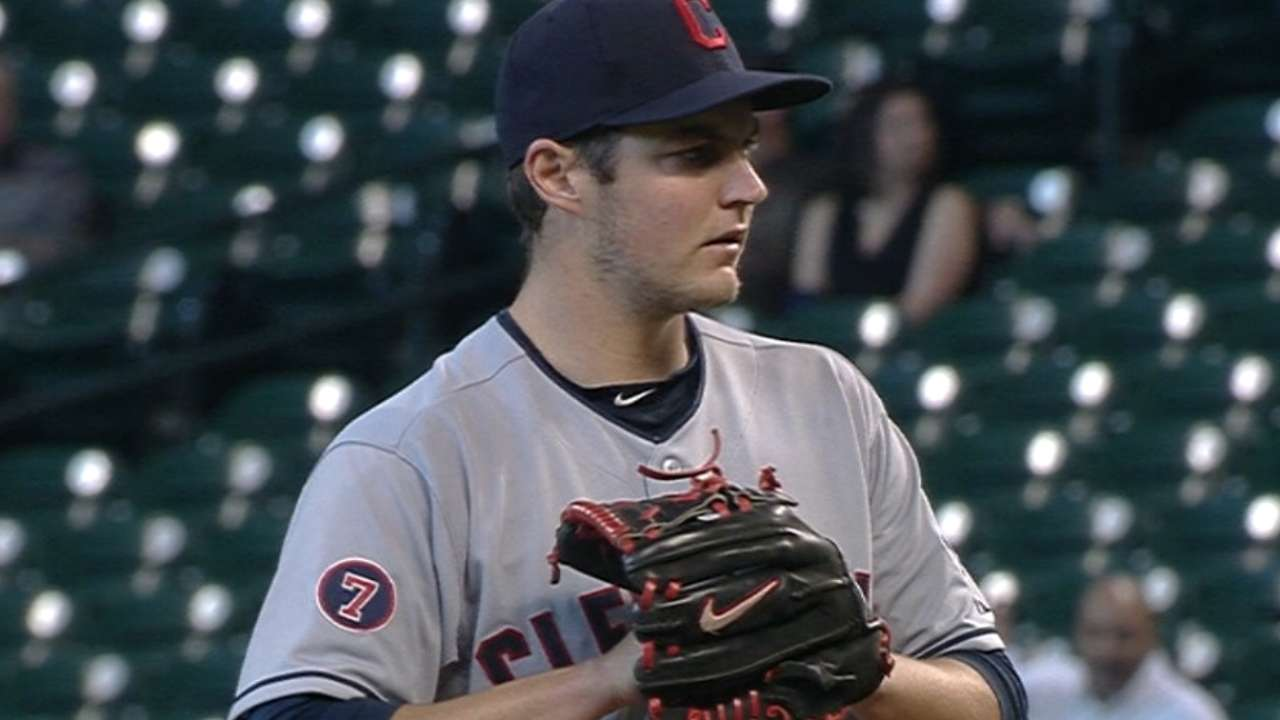 Bauer impresses with ability to get out of tough situations