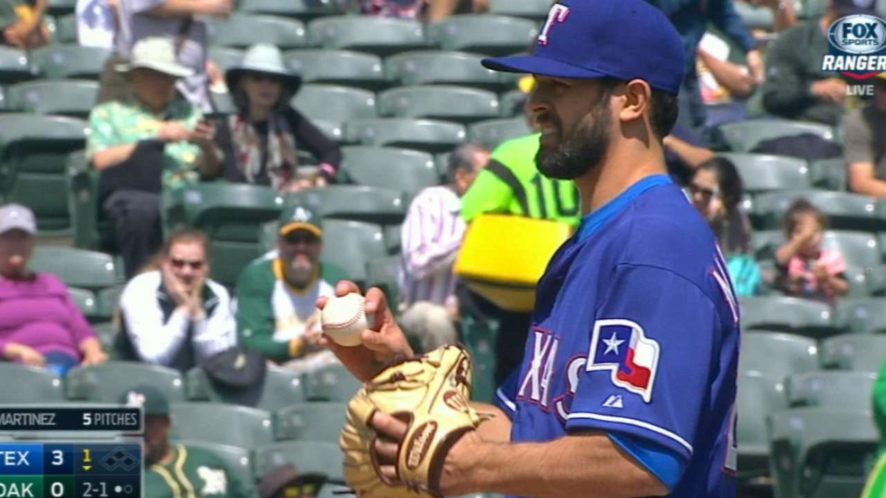 Martinez dazzles with best start of his young career