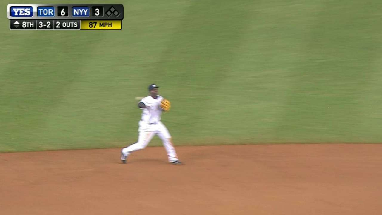 Didi's strong play