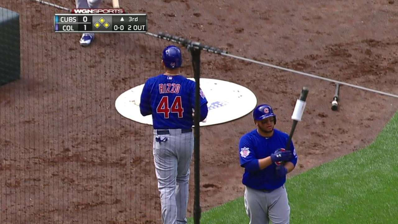 Cubs bring back Szczur to fill bench role