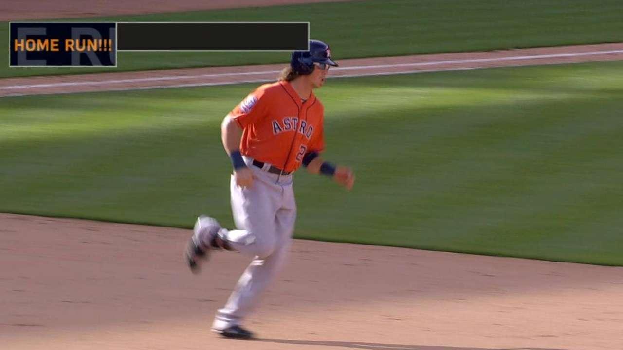 Rasmus' two-run homer