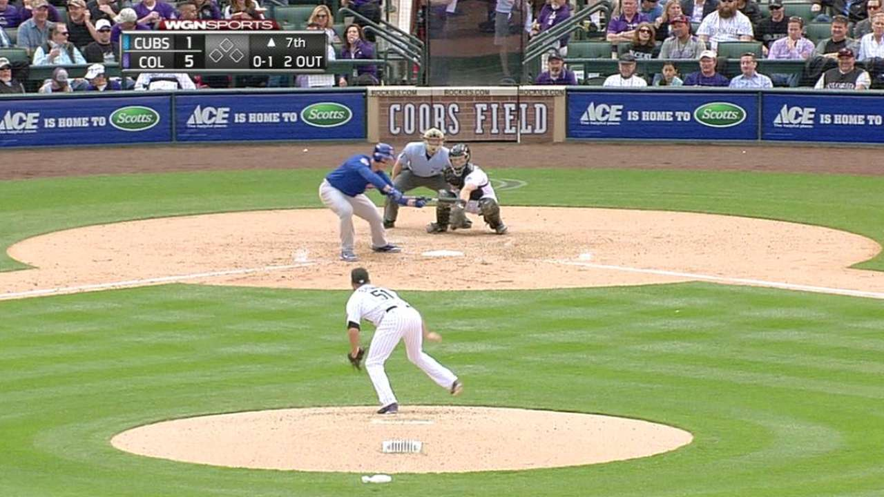 Maddon prefers hands-off approach to hitters' adjustments