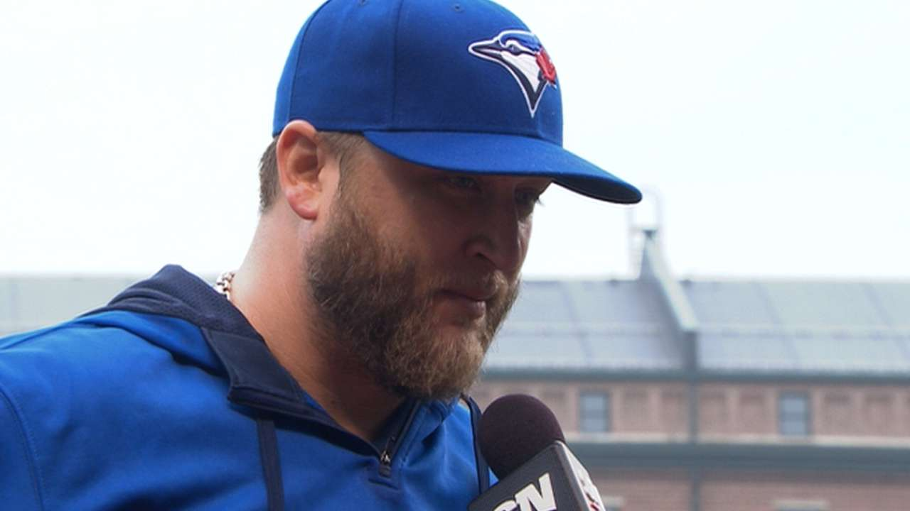 Buehrle on his 200th career win