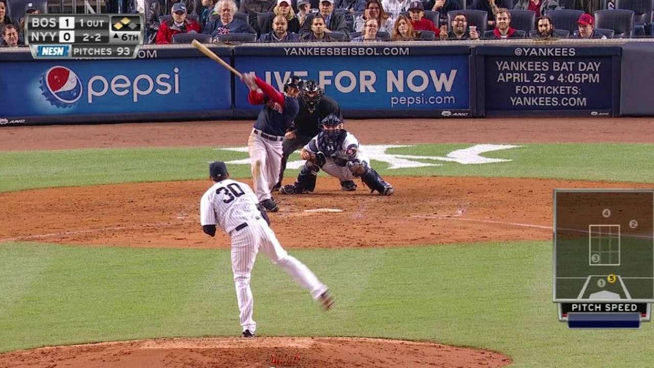 Mookie, Boston se impone a Yankees en 19 innings