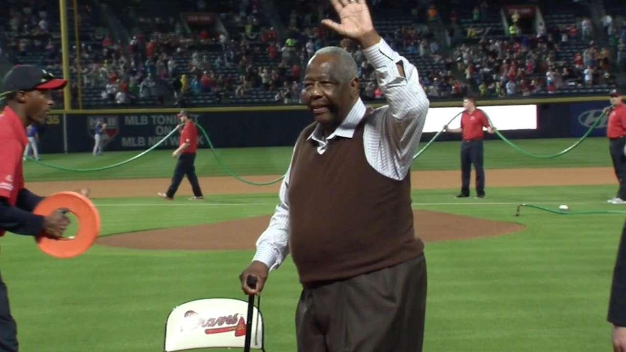 Braves honored in Atlanta