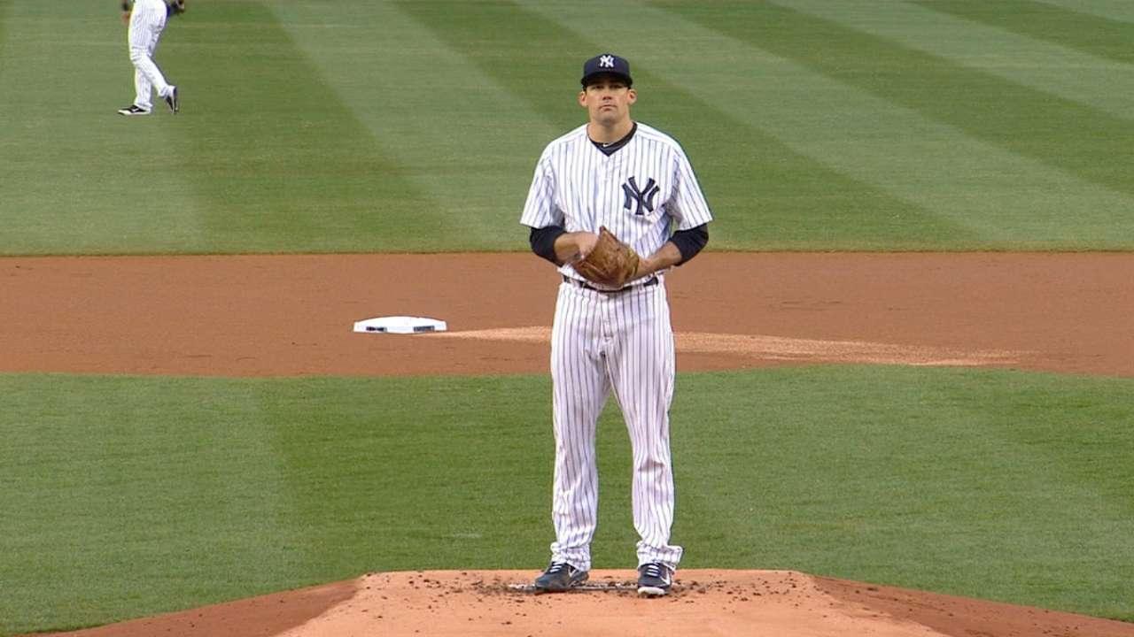 Eovaldi's Yankees debut