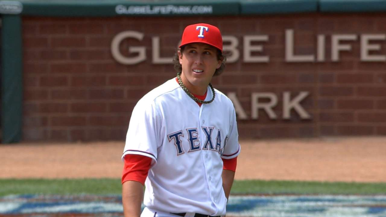 Rangers in line to activate Holland Wednesday