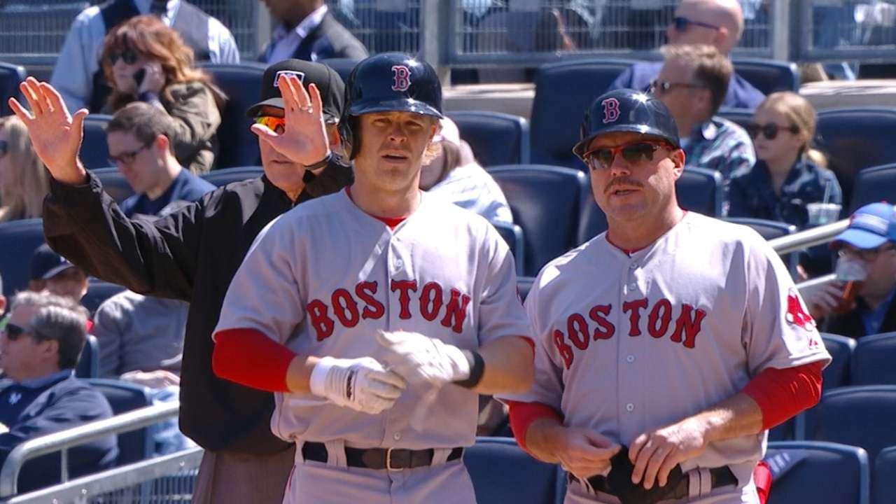Holt, Nava, Craig show Red Sox's strength of depth
