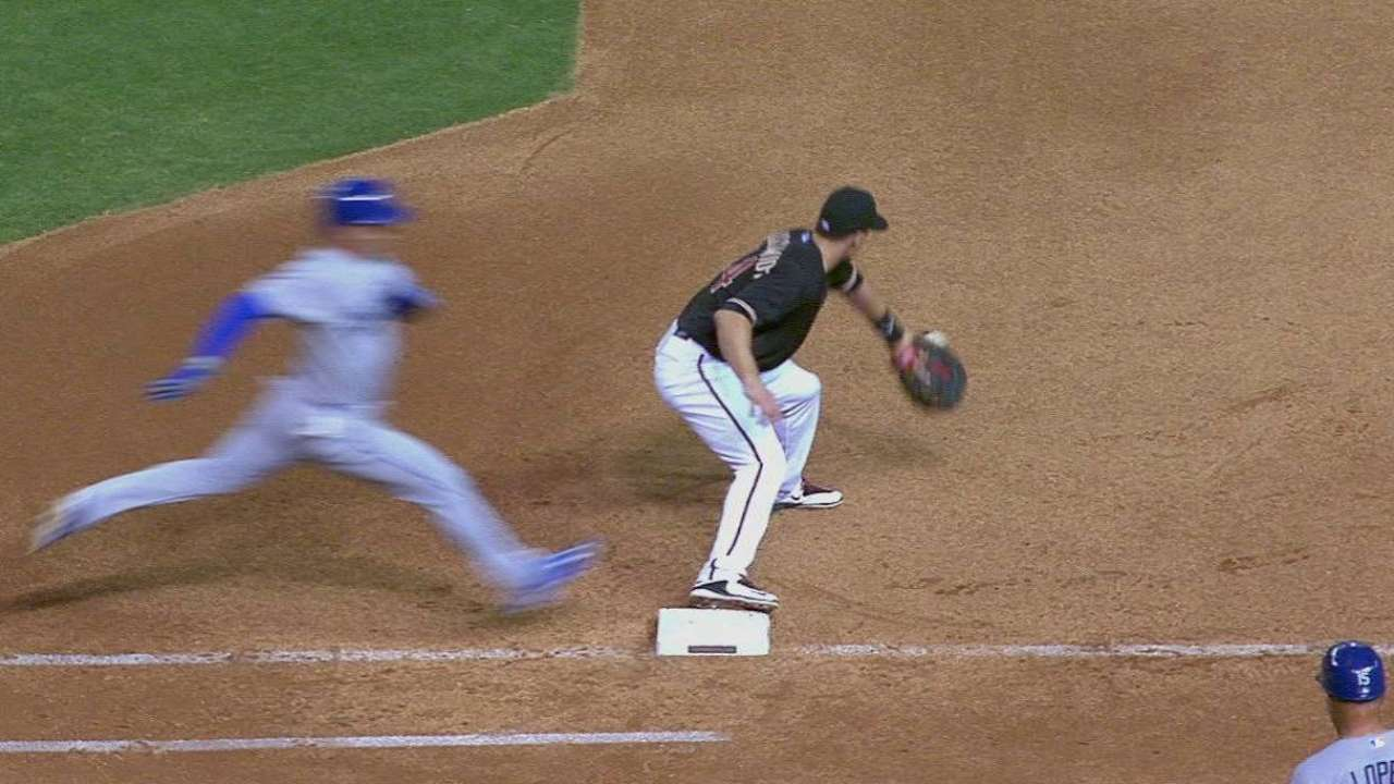 Safe call overturned in 7th