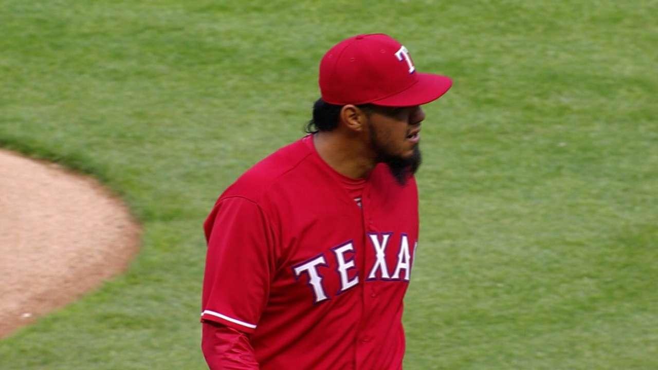 Gallardo's seven strikeouts