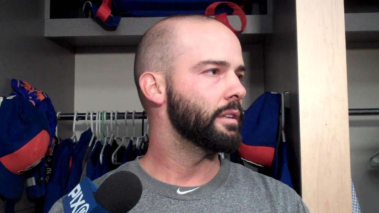 Gee on loss to Braves