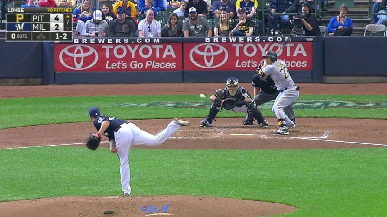 Kang collects first big league hit after being robbed twice