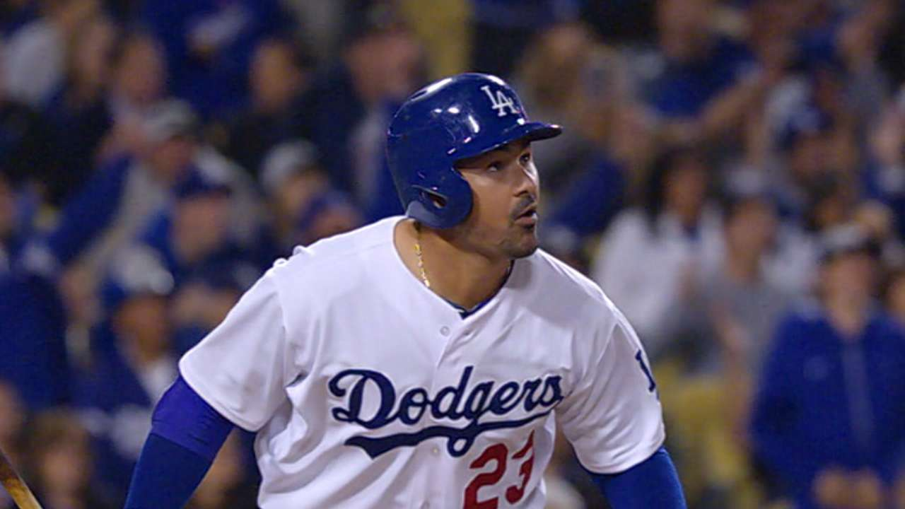 Gonzalez named NL Player of the Week to open season
