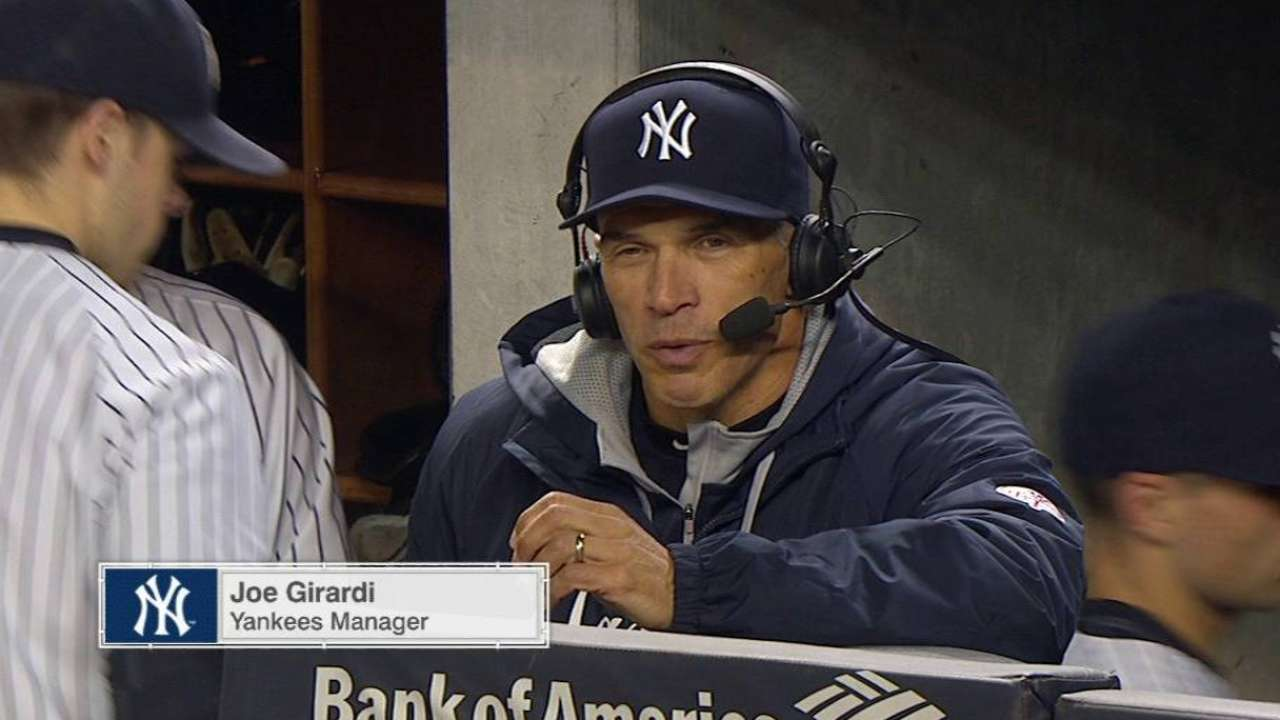 Yankees get much-needed win before hitting road