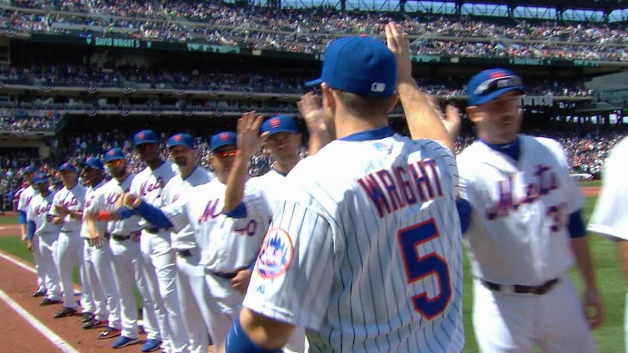 2015 Mets introductions