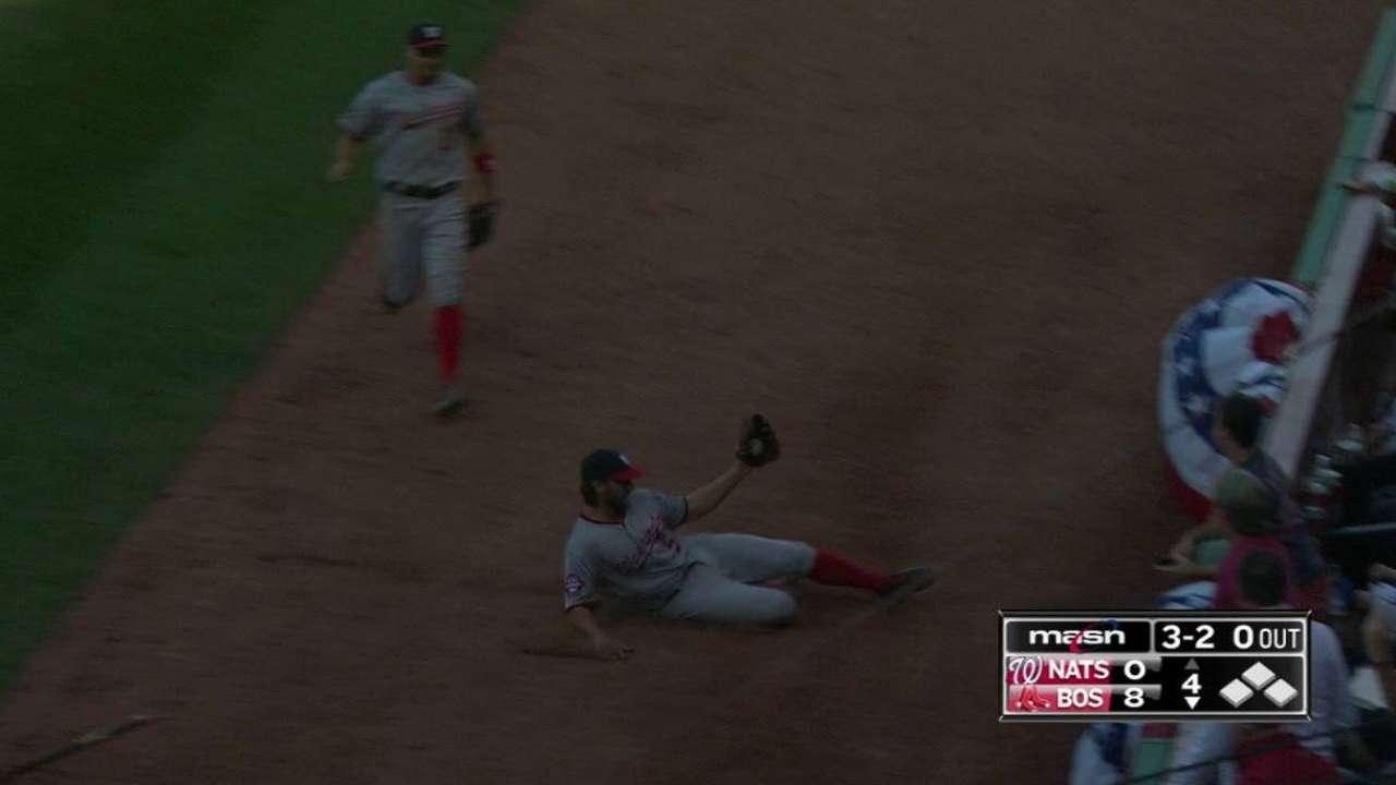 Roark's sliding catch