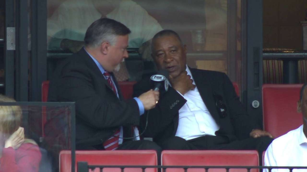 Ozzie discusses Opening Day