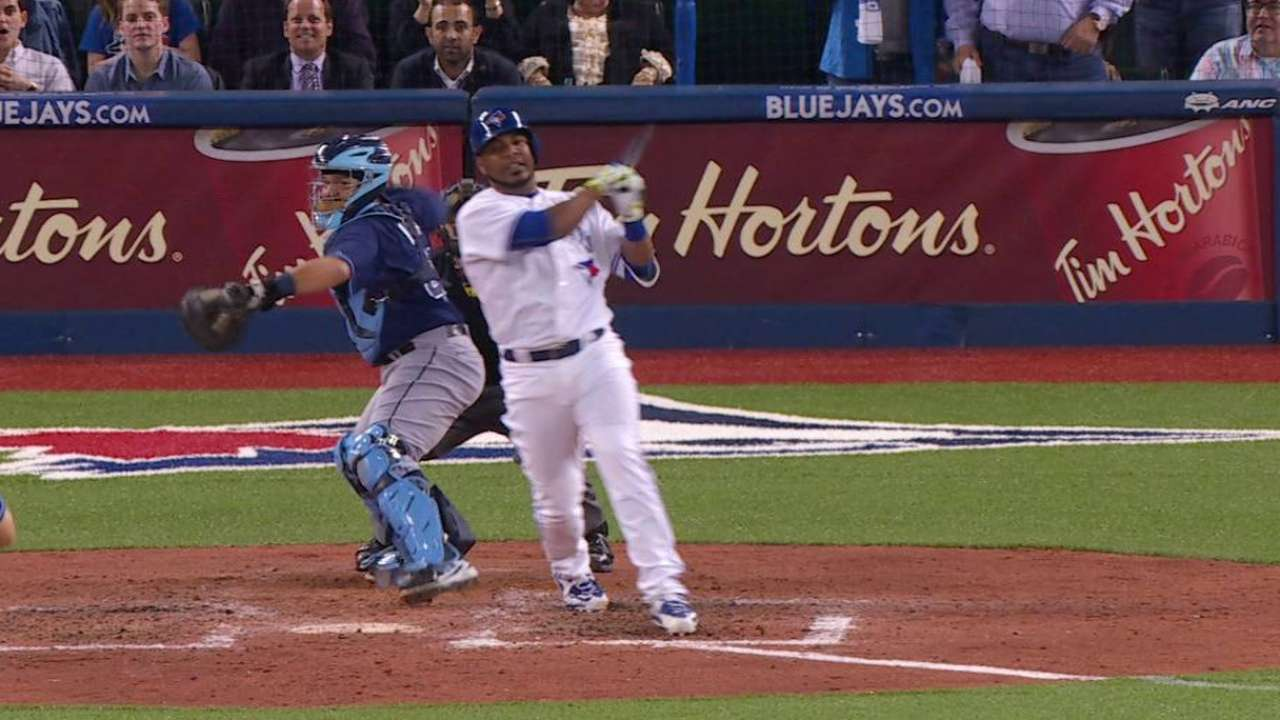 Rays turn two in the 9th