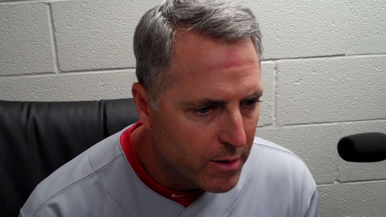 Diaz, bullpen continue struggles late in game