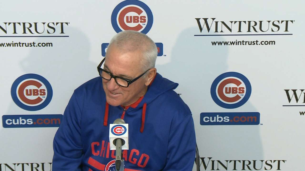 Maddon has knack for unlocking a player's best